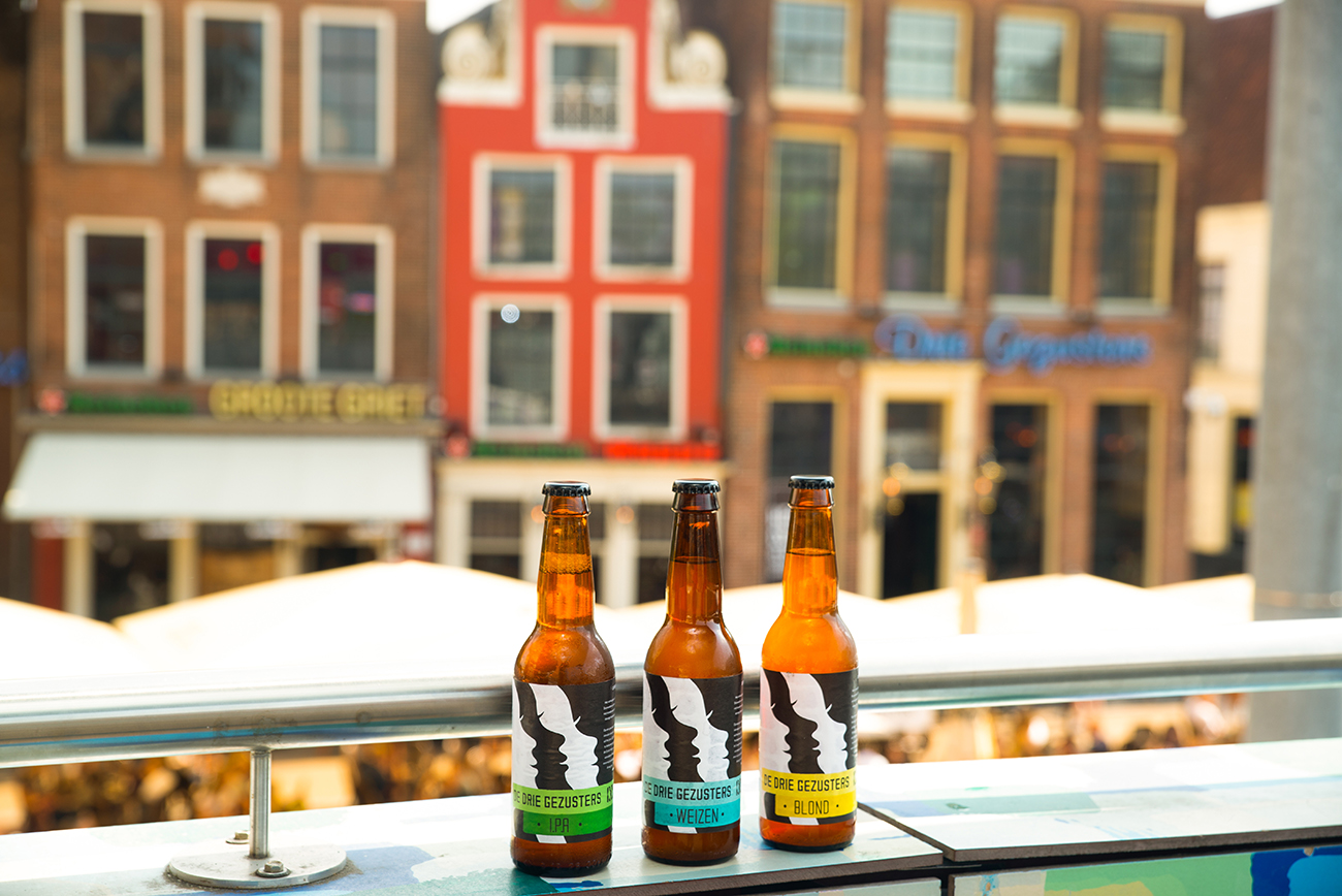 De Drie Gezusters bieren.jpg